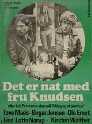 Det er nat med fru Knudsen (1971)