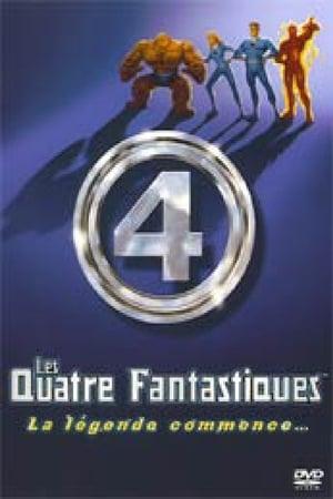 Les quatre fantastiques - la légende commence (1994)