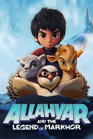 Allahyar and the Legend of Markhor 2018