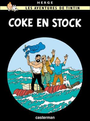 Les aventures de Tintin - Coke en stock (1992)