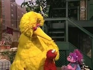 Backdrop image for Big Bird, Elmo & Abby, Song for 3