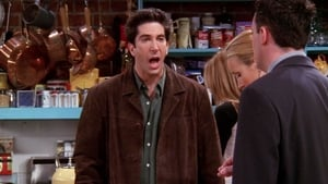 S5-E19: The One Where Ross Can't Flirt