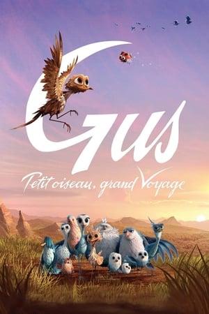 Gus: Petit oiseau, grand Voyage