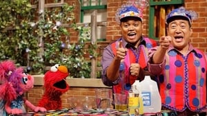 Backdrop image for Elmo and Abby's Bubble Fun