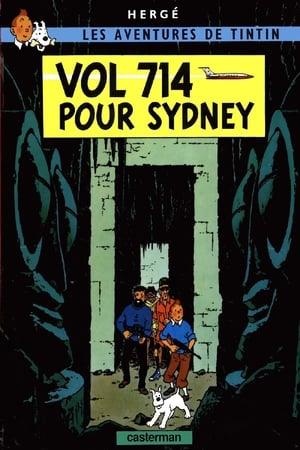 Tintin - Vol 714 pour Sidney (1961)