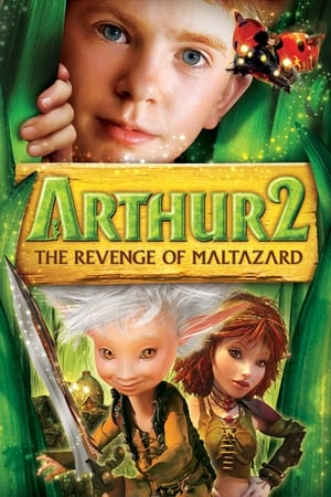 Arthur and the Revenge of Maltazard 2009