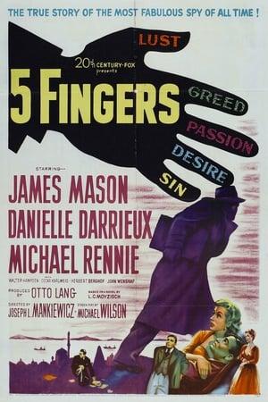 5 Fingers 1952