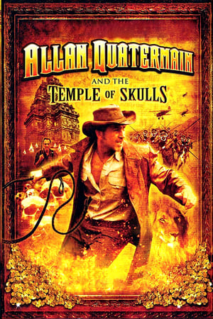 Allan Quatermain and the Temple of Skulls 2008