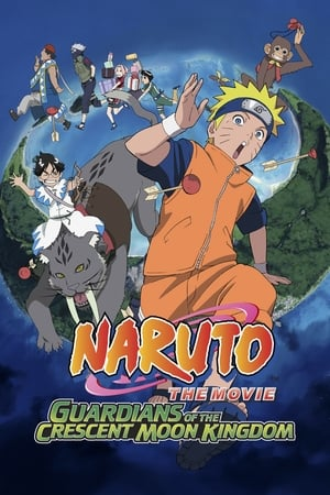 Naruto the Movie: Guardians of the Crescent Moon Kingdom 2006