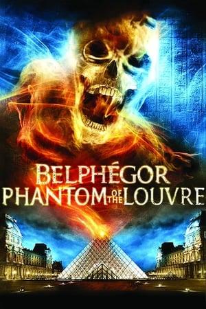 Belphegor, Phantom of the Louvre 2001