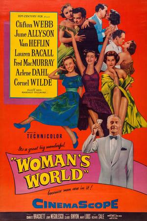 Woman's World 1954