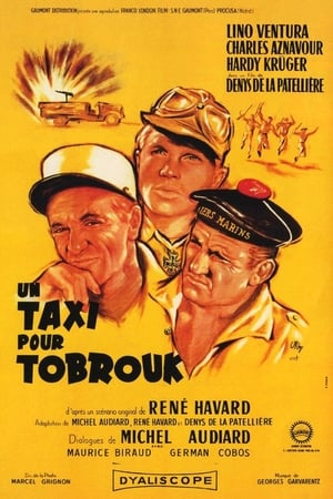 Taxi for Tobruk (1961)