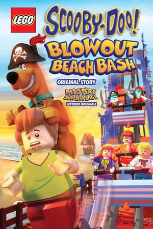 LEGO Scooby-Doo! Mystère sur la Plage (2017)