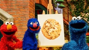 Backdrop image for Painting with Cookie Monster