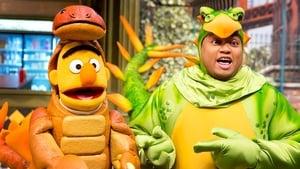 Backdrop image for When Dinosaurs Walked Sesame Street