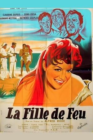 La Fille de feu (1958)