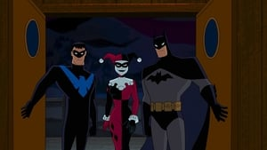 Captura de Batman y Harley Quinn