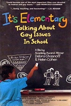 Image It's Elementary: Talking About Gay Issues in School