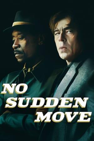 poster No Sudden Move