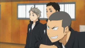 Haikyu!! Season 1 :Episode 2  Karasuno High School Volleyball Club