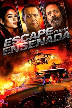 Poster Escape from Ensenada (2018)