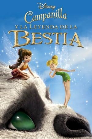 VER Campanilla y la leyenda de la bestia (2014) Online Gratis HD
