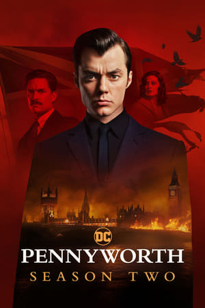 Pennyworth - Poster