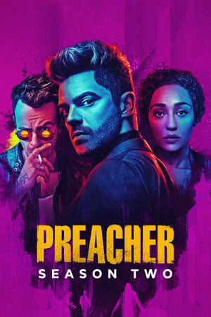 Preacher 2ª Temporada Torrent, Download, movie, filme, poster