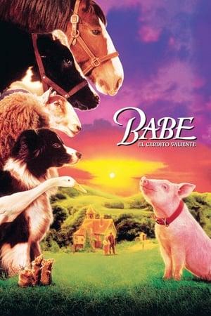 VER Babe El Cerdito Valiente (1995) Online Gratis HD