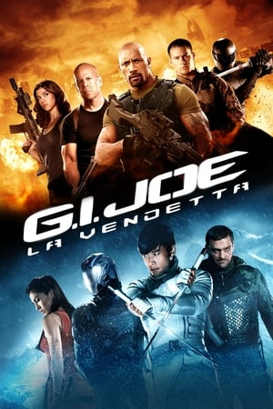 G.I. Joe: Retaliation film posters