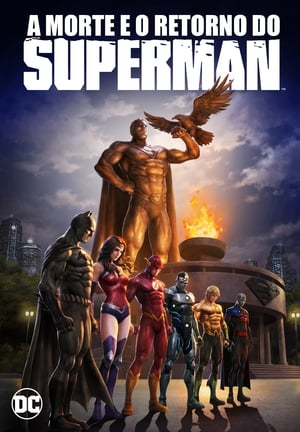 Baixar A Morte e o Retorno do Superman (2019) Dublado via Torrent