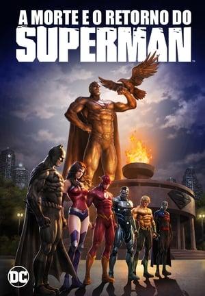 A Morte e o Retorno do Superman Torrent (BluRay) 720p e 1080p Dual Áudio – Download