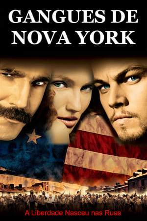 Gangues de Nova York Torrent, Download, movie, filme, poster