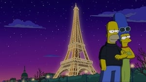 Episodio HD Online Los Simpson Temporada 27 E20 To Courier with Love