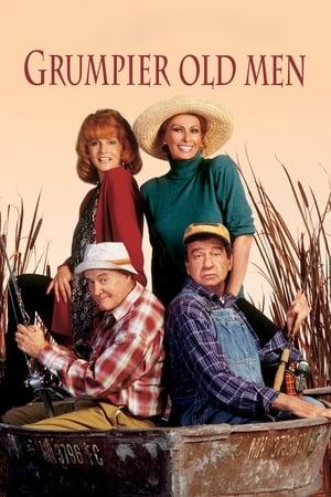 VER Dos Viejos Más Gruñones  (1995) Online Gratis HD