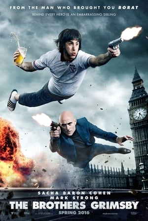 Grimsby (2016) is one of the best movies like Chappie (2015)