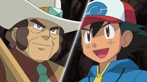 Pokémon Season 15 :Episode 13  Battling the King of the Mines!