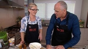 My Kitchen Rules Season 3 :Episode 14  Elimination Kitchen:  Simon & Meg (NZ, Group 1)