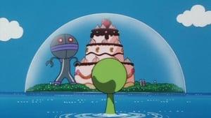 Japanese movie from 1998: Go! Anpanman: Anpanman and his Strange Friend