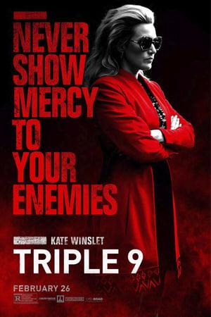 poster Triple 9