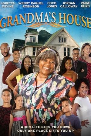 Grandma's House-Jordan Calloway