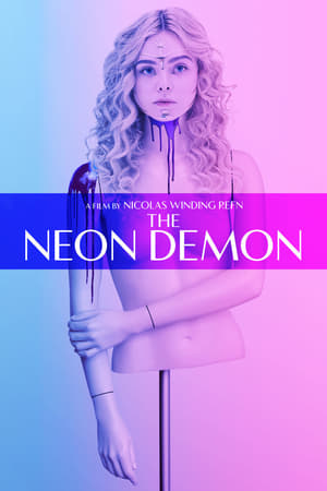 Poster The Neon Demon (2016)