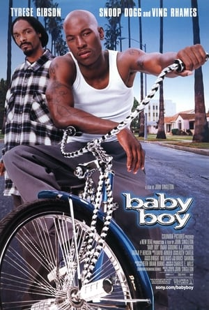 Baby Boy-Taraji P. Henson