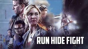 poster Run Hide Fight