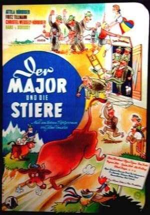 The Major and the Steers poster