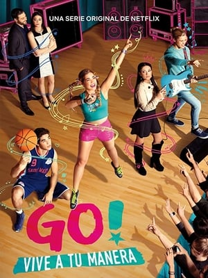 Go! Viva do Seu Jeito 2ª Temporada Torrent, Download, movie, filme, poster