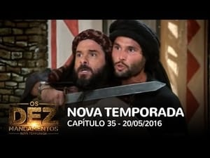 Watch S2E35 - Moses and the Ten Commandments Online