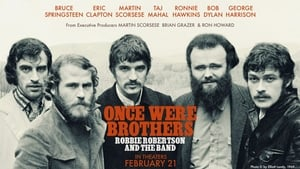 Once Were Brothers: Robbie Robertson and The Band (2020)