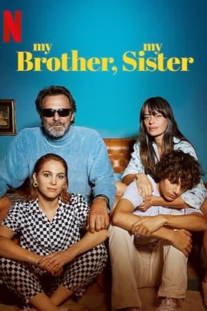 VER Mi hermano, mi hermana (2021) Online Gratis HD