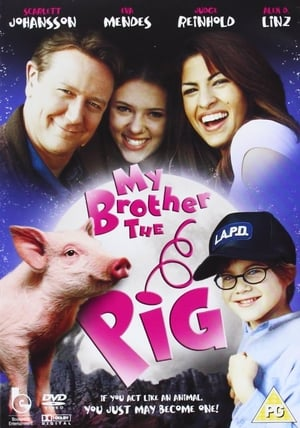 My Brother the Pig-Scarlett Johansson